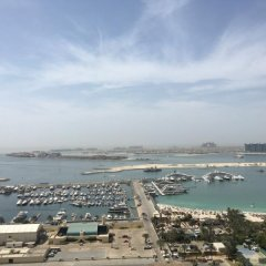 Отель Vacation Bay - Elite Residence Tower пляж фото 2