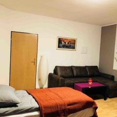 Отель Dream & Relax Apartment's Humboldt Германия, Нюрнберг - отзывы, цены и фото номеров - забронировать отель Dream & Relax Apartment's Humboldt онлайн комната для гостей фото 5