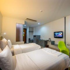 Отель Dara Phuket 4* Номер Делюкс
