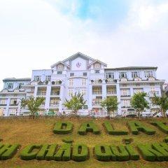 TTC Hotel Premium Ngoc Lan пляж