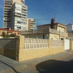 Отель Villa With 4 Bedrooms in Valencia, With Wonderful sea View, Private Po парковка