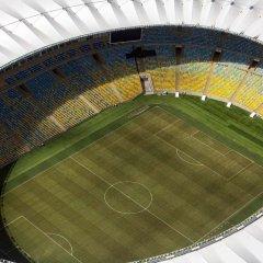Отель Hilton Sao Paulo Morumbi спортивное сооружение