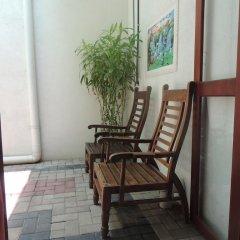 Отель New Villa Marina Шри-Ланка, Негомбо - отзывы, цены и фото номеров - забронировать отель New Villa Marina онлайн балкон
