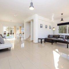 Отель Villa Atlas Кипр, Протарас - отзывы, цены и фото номеров - забронировать отель Villa Atlas онлайн комната для гостей фото 2