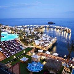Granada Luxury Resort & Spa Турция, Аланья - 1 отзыв об отеле, цены и фото номеров - забронировать отель Granada Luxury Resort & Spa онлайн балкон