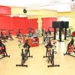 Hotel Park Рума фитнесс-зал фото 4