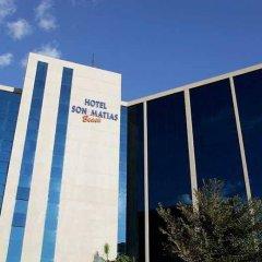 Отель Son Matias Beach ванная