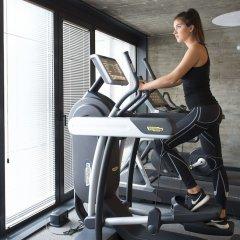 Отель DUPARC Contemporary Suites фитнесс-зал фото 3