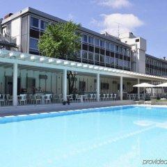 Отель Italiana Hotels Florence Италия, Флоренция - 4 отзыва об отеле, цены и фото номеров - забронировать отель Italiana Hotels Florence онлайн бассейн фото 2