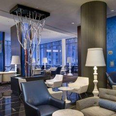 Отель Residence Inn by Marriott New York Manhattan/Central Park гостиничный бар