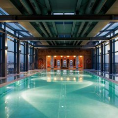 Отель Vienna House Andel's Lodz бассейн фото 2