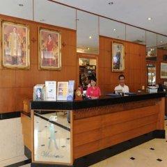 Отель Whitehouse Condotel Паттайя интерьер отеля