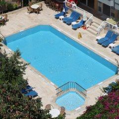 Alin Hotel Турция, Аланья - 13 отзывов об отеле, цены и фото номеров - забронировать отель Alin Hotel онлайн бассейн фото 3