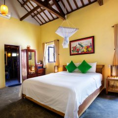 Отель Red Flower Cottages Homestay комната для гостей фото 5
