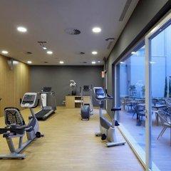 Отель Eurostars Porto Centro Порту фитнесс-зал