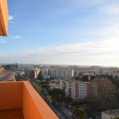 Отель MyNice Rooftop Франция, Ницца - отзывы, цены и фото номеров - забронировать отель MyNice Rooftop онлайн балкон