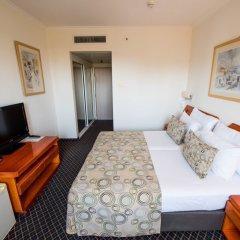 Отель Montefiore Иерусалим комната для гостей