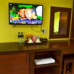 Отель The Villa Laemhin Lagoon Resort удобства в номере