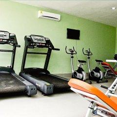 Birdrock Hotel Anomabo фитнесс-зал фото 2