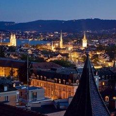 Отель Swiss Night by Fassbind балкон