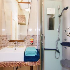 Апартаменты Luxkv Apartment On Teterenskiy Москва ванная фото 2