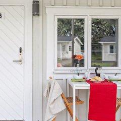 Отель First Camp Malmo Мальме удобства в номере
