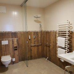 Отель Alpenpanorama Австрия, Зёлль - отзывы, цены и фото номеров - забронировать отель Alpenpanorama онлайн ванная фото 2