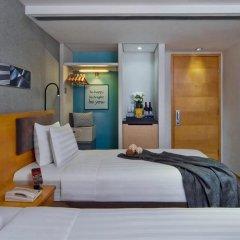 Metropark Hotel Wanchai Hong Kong сауна