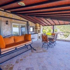 Villa Galeri Турция, Патара - отзывы, цены и фото номеров - забронировать отель Villa Galeri онлайн балкон