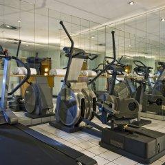 Отель Wyndham Hannover Atrium Германия, Ганновер - 1 отзыв об отеле, цены и фото номеров - забронировать отель Wyndham Hannover Atrium онлайн фитнесс-зал