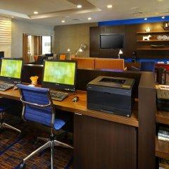 Отель Courtyard Columbus Airport США, Колумбус - отзывы, цены и фото номеров - забронировать отель Courtyard Columbus Airport онлайн интерьер отеля фото 3