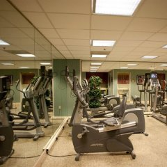 Отель Washington Marriott at Metro Center фитнесс-зал фото 4