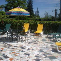 Отель Villa Sonate Ямайка, Ранавей-Бей - отзывы, цены и фото номеров - забронировать отель Villa Sonate онлайн бассейн фото 2
