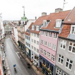 Отель City Centre Apt next to Kongens Nytorv Дания, Копенгаген - отзывы, цены и фото номеров - забронировать отель City Centre Apt next to Kongens Nytorv онлайн балкон
