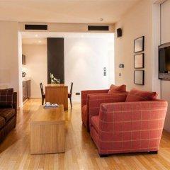 Отель Clipper Elb-Lodge Apartments Hamburg Германия, Гамбург - отзывы, цены и фото номеров - забронировать отель Clipper Elb-Lodge Apartments Hamburg онлайн комната для гостей фото 2