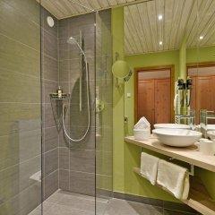 Отель Landhaus Ager ванная фото 2