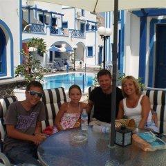 Отель Roula Villa Греция, Остров Санторини - отзывы, цены и фото номеров - забронировать отель Roula Villa онлайн фото 6