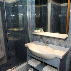 Отель Villa Orion Hotel Греция, Афины - отзывы, цены и фото номеров - забронировать отель Villa Orion Hotel онлайн ванная