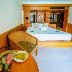 Seaview Patong Hotel 3* Номер Делюкс с различными типами кроватей фото 2