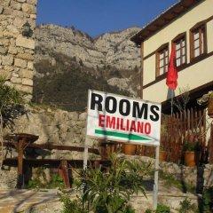 Отель Rooms Emiliano парковка