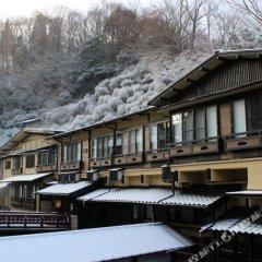 Отель Shinmeikan Япония, Минамиогуни - отзывы, цены и фото номеров - забронировать отель Shinmeikan онлайн фото 2