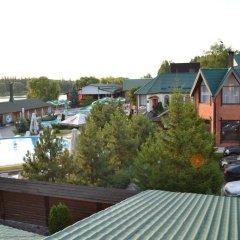 Gnezdo Gluharya Hotel парковка