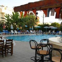 Park Mar Apart Турция, Мармарис - отзывы, цены и фото номеров - забронировать отель Park Mar Apart онлайн бассейн фото 2