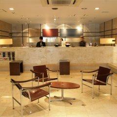Plaza Hotel Tenjin Фукуока интерьер отеля