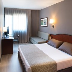 Catalonia Gran Hotel Verdi комната для гостей
