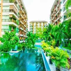 Отель G Residence Pattaya бассейн фото 3