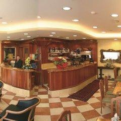 Hotel Giotto Падуя гостиничный бар