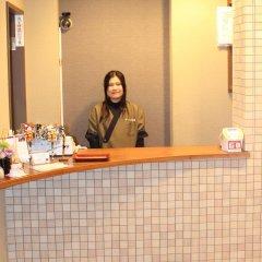 Отель Asakusa Hotel Wasou Япония, Токио - отзывы, цены и фото номеров - забронировать отель Asakusa Hotel Wasou онлайн интерьер отеля