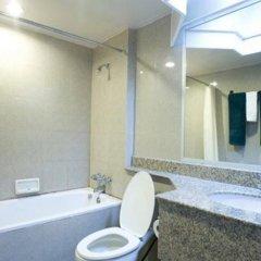 Отель Fortuna Hotel Таиланд, Бангкок - отзывы, цены и фото номеров - забронировать отель Fortuna Hotel онлайн ванная