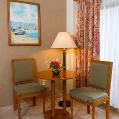 Отель The Palms Resort of Mazatlan удобства в номере фото 2